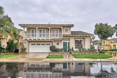 Tustin Single Family Home For Sale: 13432 Montecito