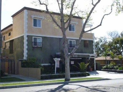 Santa Ana Multi Family Home Active Under Contract: 333 S Flower Street