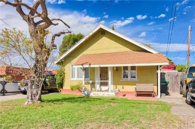 Costa Mesa Multi Family Home For Sale: 428 Hamilton Street