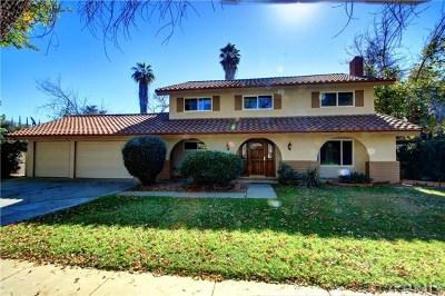 Riverside Single Family Home For Sale: 6390 Percival Drive