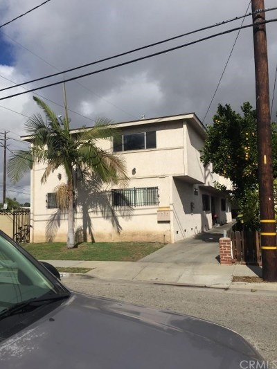 Hawthorne Multi Family Home For Sale: 4783 W 142nd Street