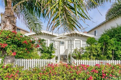 Seal Beach Single Family Home For Sale: 1213 Ocean Avenue