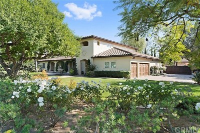 Fullerton Single Family Home For Sale: 840 Rodeo Road