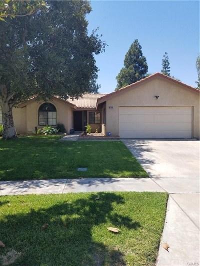 Fontana Single Family Home For Sale: 9366 Tangelo Avenue