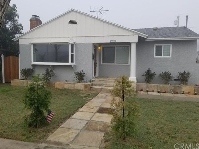 Lakewood Single Family Home For Sale: 6007 Pennswood Avenue