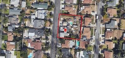 La Puente Single Family Home For Sale: 658 Del Valle Avenue