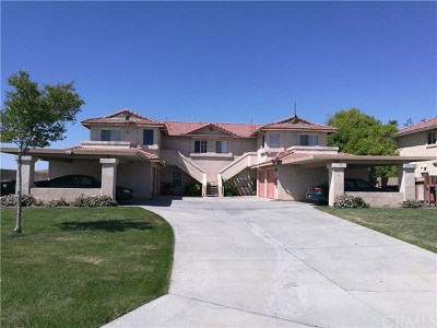 Hemet Multi Family Home For Sale: 441 Westminster Place