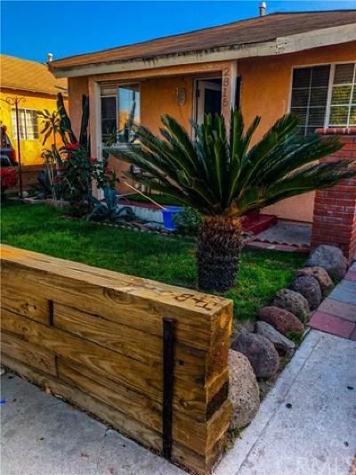 Long Beach Single Family Home For Sale: 2816 E 57th Street