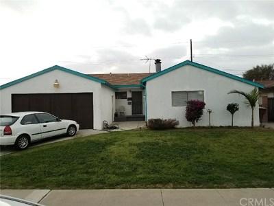 Anaheim Single Family Home For Sale: 819 N Modena Street
