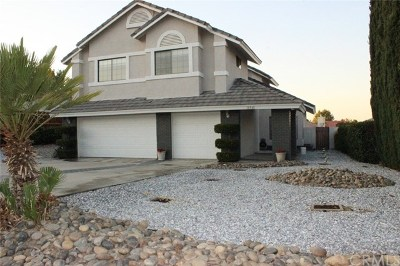 Victorville Single Family Home For Sale: 12745 Santa Anita
