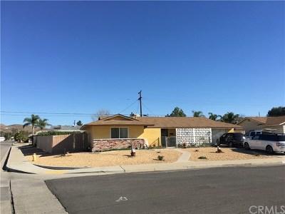 Menifee Single Family Home For Sale: 26291 Ridgemoor Road