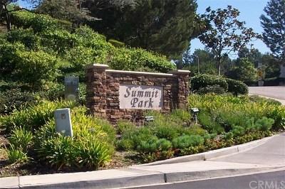 Anaheim Hills Rental For Rent: 8518 E Durango Way