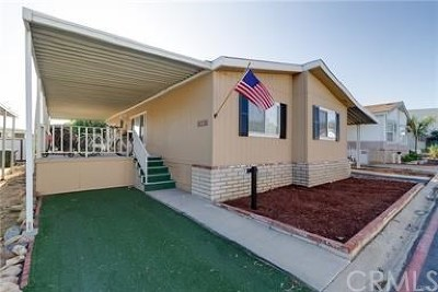 Anaheim Mobile Home For Sale: 5815 E La Palma