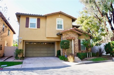 Costa Mesa Single Family Home For Sale: 2117 Canyon Circle