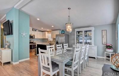 Huntington Beach Condo/Townhouse For Sale: 16400 Saybrook Lane #47