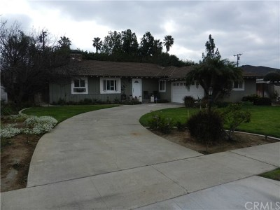 Tustin Single Family Home For Sale: 12362 Woodlawn Avenue