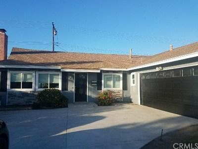 Costa Mesa Single Family Home For Sale: 1126 Paularino Avenue