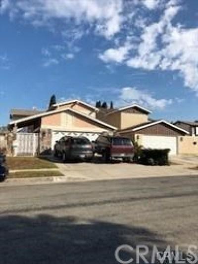Carson Single Family Home Active Under Contract: 833 E Penrod Drive
