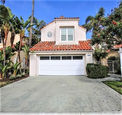 Huntington Beach Single Family Home For Sale: 3171 Portofino Circle