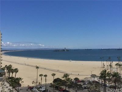 Long Beach Condo/Townhouse For Sale: 700 E Ocean Boulevard #1404