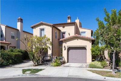 Irvine Single Family Home For Sale: 103 Weathervane