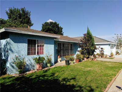 Long Beach Single Family Home For Sale: 2010 W 23rd Street