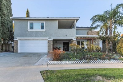 Anaheim Single Family Home For Sale: 1327 S Scarborough Lane