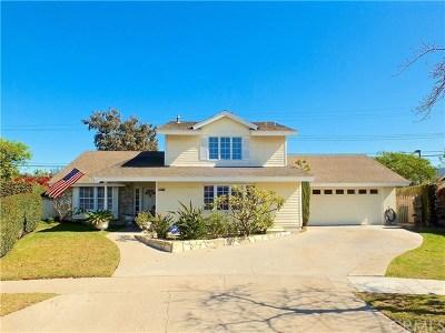 Los Alamitos Single Family Home For Sale: 11082 Mindora Street