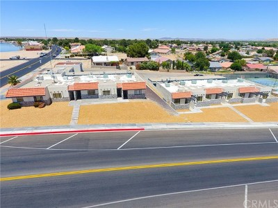 Helendale Multi Family Home For Sale: 27160 Vista Road