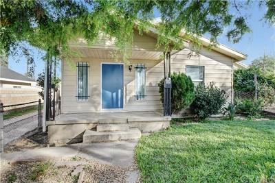 Corona Single Family Home For Sale: 305 S Joy Street