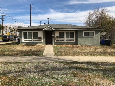 Upland Multi Family Home For Sale: 208 S Campus Avenue