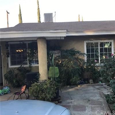 San Bernardino Single Family Home For Sale: 2258 Broadway Avenue