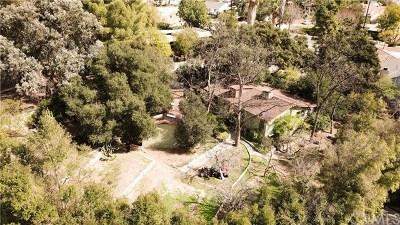 La Crescenta Single Family Home For Sale: 6200 Anderson Avenue