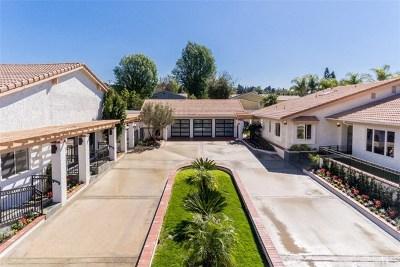 Anaheim Hills Single Family Home For Sale: 7690 E Eucalyptus Way