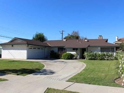 La Habra Single Family Home For Sale: 981 Flamingo Way