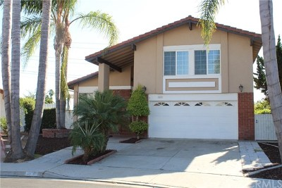 Irvine Single Family Home For Sale: 3632 Nutmeg