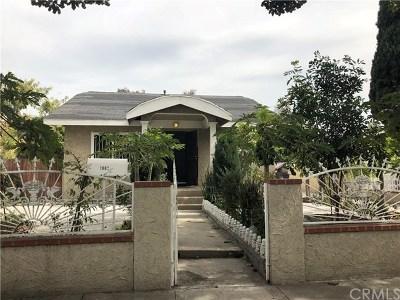Long Beach Single Family Home For Sale: 1882 Fashion Avenue