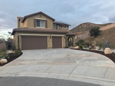 Canyon Lake, Lake Elsinore, Menifee, Murrieta, Temecula, Wildomar, Winchester Rental For Rent: 27986 Merbie Circle