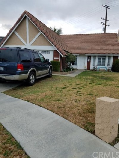 Anaheim Single Family Home For Sale: 1745 North Thames Circle