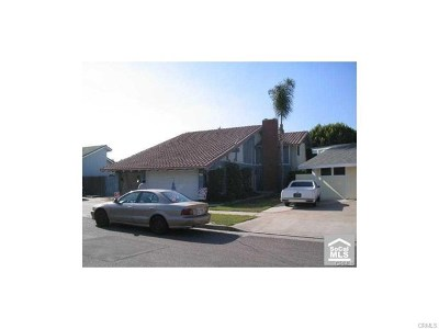 Anaheim Single Family Home For Sale: 109 S Billie Jo Circle