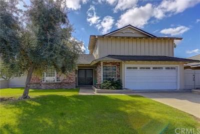 Costa Mesa Single Family Home Active Under Contract: 1043 Concord Street