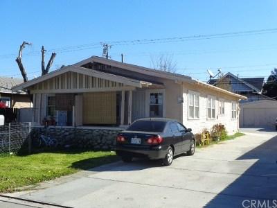 Pomona Multi Family Home For Sale: 1148 N Park Avenue
