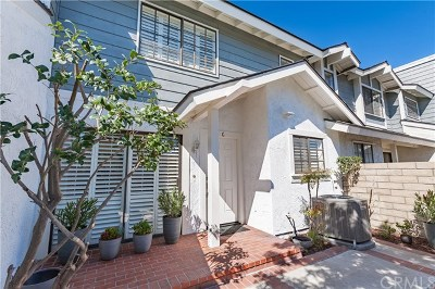 Anaheim Condo/Townhouse For Sale: 169 N Magnolia #c Avenue #52