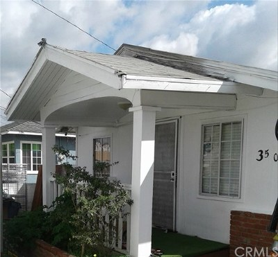 La Habra Single Family Home For Sale: 350 Pacific Avenue