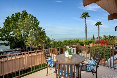 Laguna Beach Single Family Home For Sale: 947 Tia Juana Street