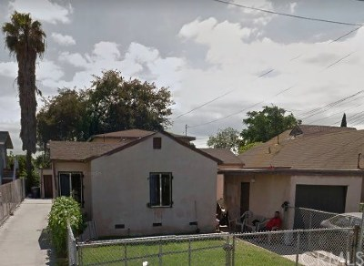 Compton Multi Family Home For Sale: 600 N Rose Avenue