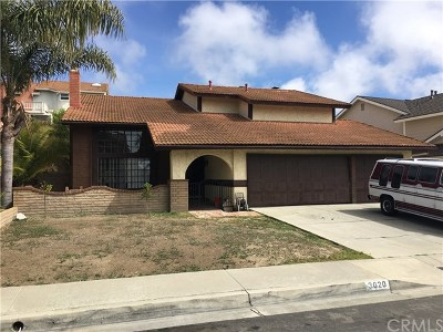San Clemente Single Family Home For Sale: 3020 Calle Juarez