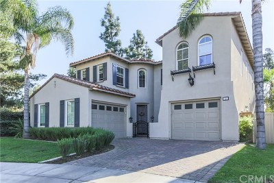 Irvine Single Family Home For Sale: 2 Sunnyvale