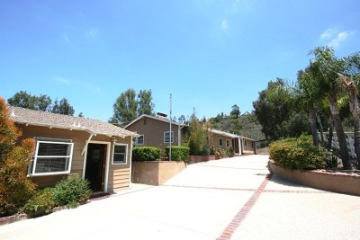 North Tustin Single Family Home For Sale: 12431 Daniger Road