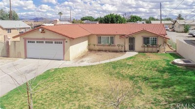 Jurupa Single Family Home For Sale: 6410 Frank Avenue